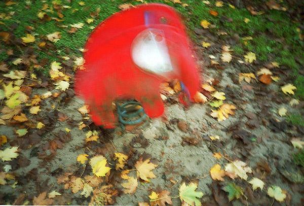 Suburbia - playground