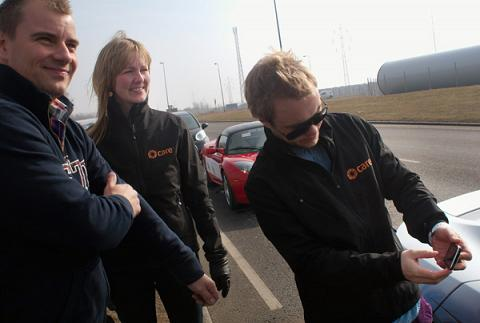 Tesla Carsten Elgaard Ida Auken Snebolden Peter Falktoft