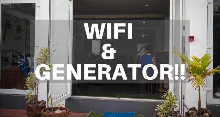 WIFI & Generator