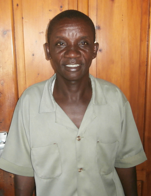 Joshua Kadenge - Head Teacher