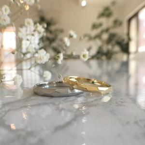 オリジナル 結婚指輪