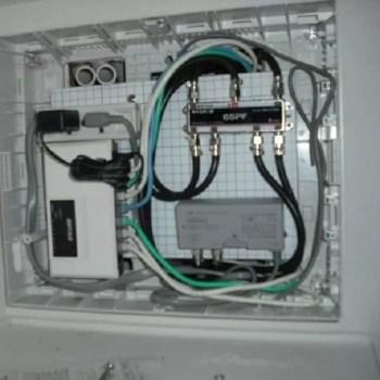 無派遣工事で契約者が自分で外して回収キットで返却する予定でしたが下駄箱やクローゼットの上の方・お風呂場や廊下の点検口にメディアBOX内にONU(回線終端装置)取付けた場合などドコに取付けたか分からない・外せるか不安な場合は