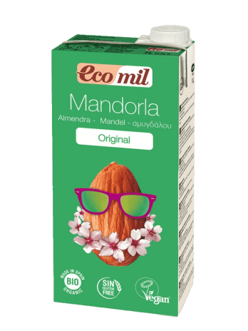 Eco milk orginal madorla 1lt