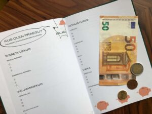 Rahaasjade kaardistamine