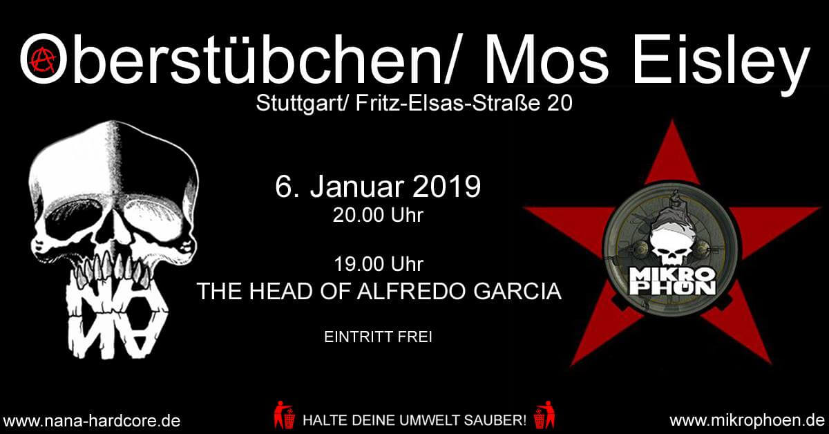 mikrophön live in Stuttgart am 06.01.19