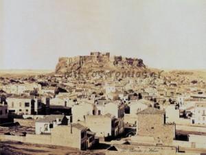Άποψη των Αθηνών από τον Λυκαβηττό.