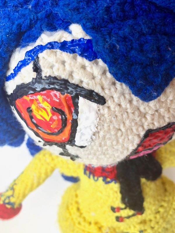 Crochet_Anime_Doll_closeup
