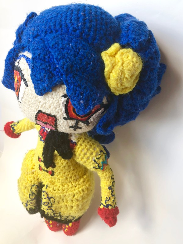 Crochet_Anime_Doll