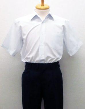 岡崎高校(夏服男子)