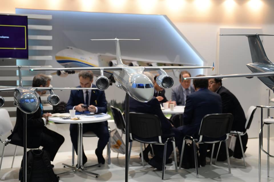 Відео: Польот Ан-178 на авіасалоні у Фарнборо