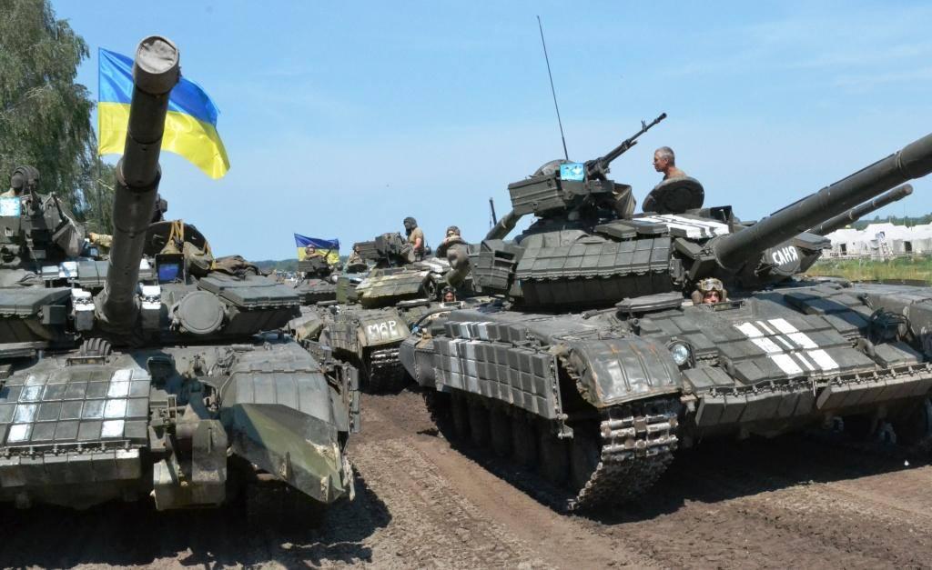 """Військові робитимуть дальні виходи в рамках """"Літньої грози-2016"""""""