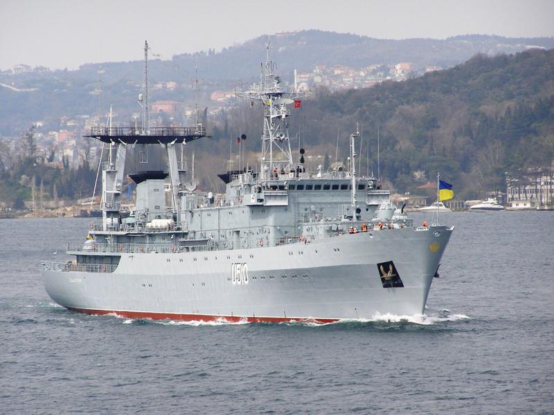 ВМС України з 2013-го року налагоджують постійне бойове чергування у ближній морській зоні