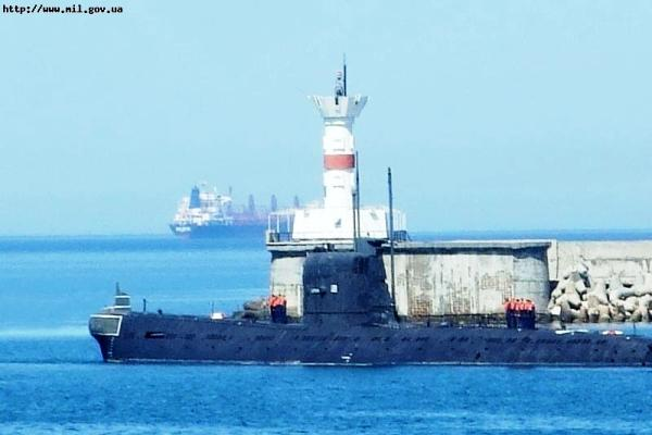 """Підводний човен """"Запоріжжя"""" вийшов в море для проведення ЗАНУРЕННЯ  і ходових випробувань у підводному положенні!"""