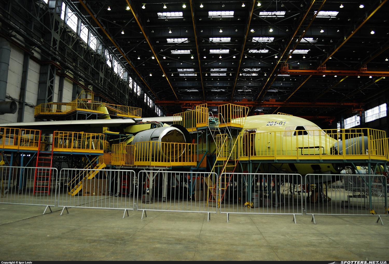 Хід будівництва Ан-158 для Куби