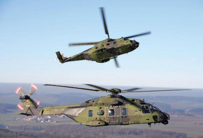 Рекордне збільшення продажів Eurocopter