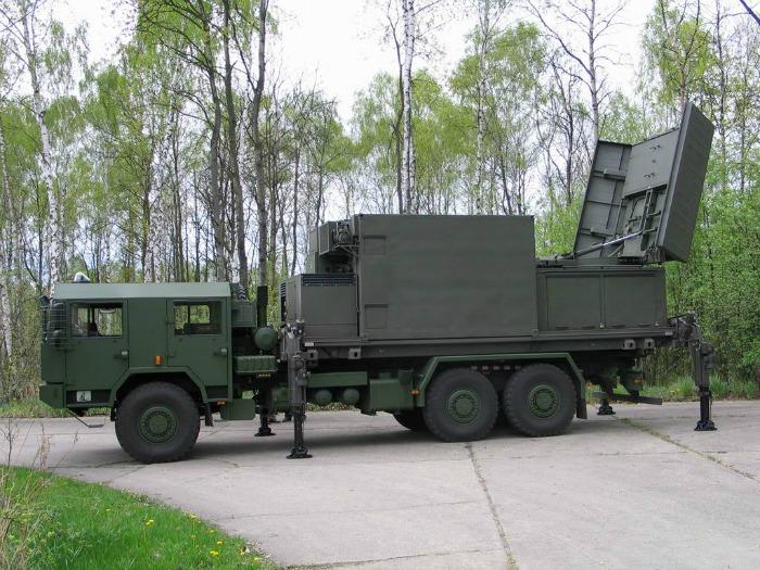 Поляки озброюються артрозвідувальними РЛС