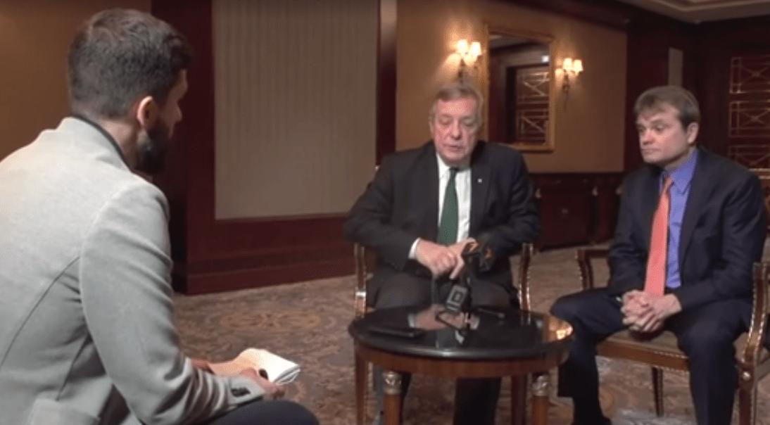 Двоє демократів-законодавців США закликали надати Україні летальні озброєння
