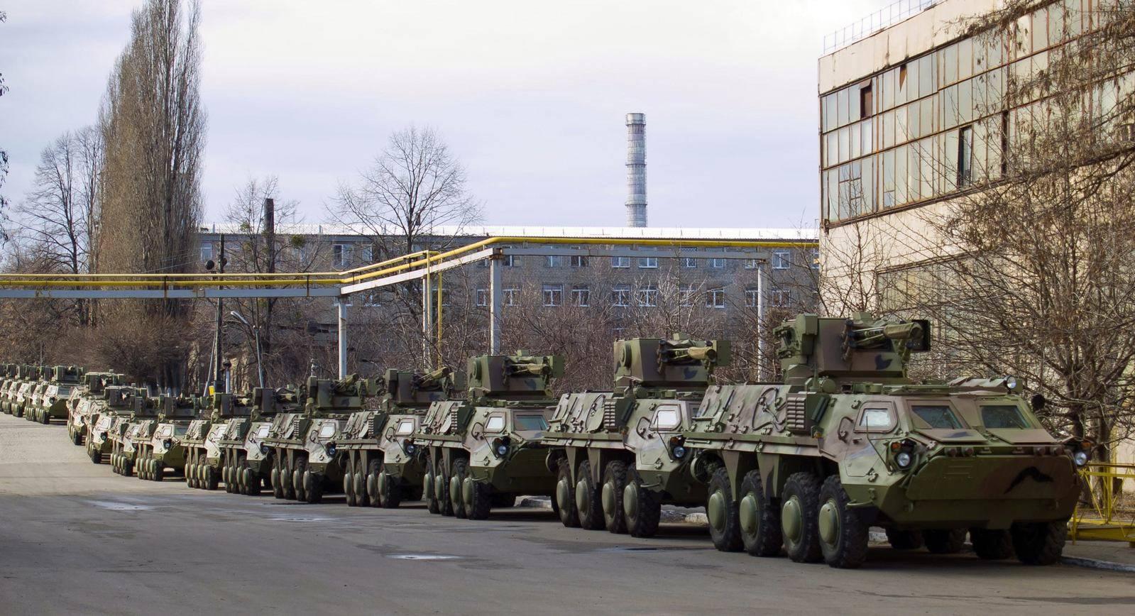 Україна зберегла 11 місце в рейтингу світових експортерів озброєння
