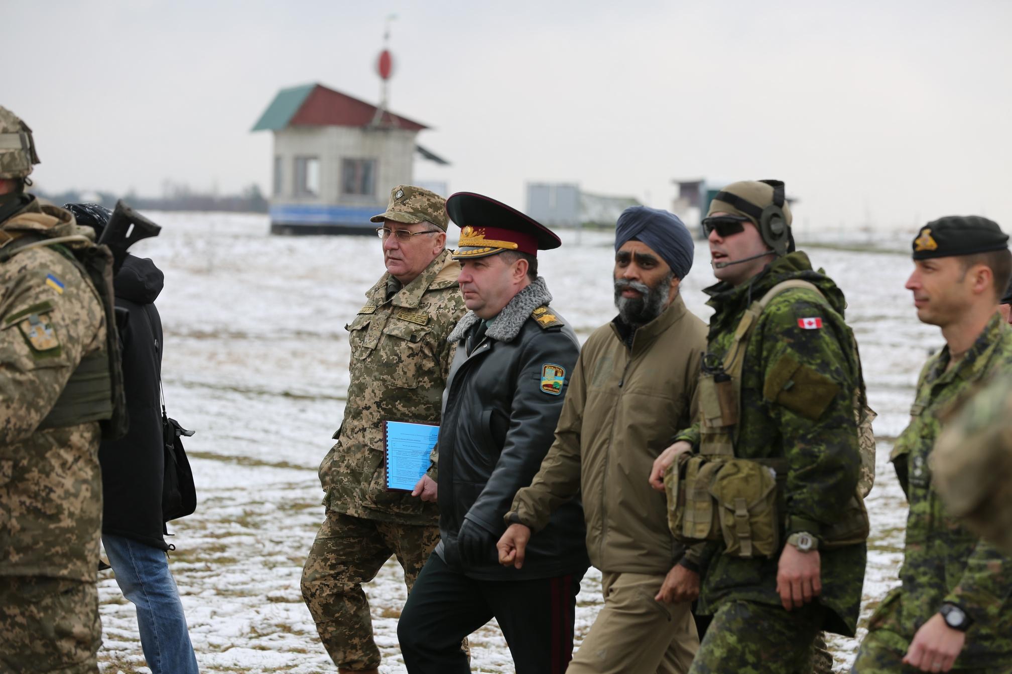 Агресія РФ: Канада готує масштабний план допомоги Україні