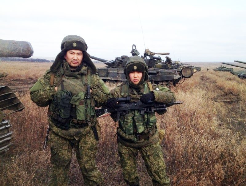 """Російський військовий сценарій вирішення """"українського питання"""""""