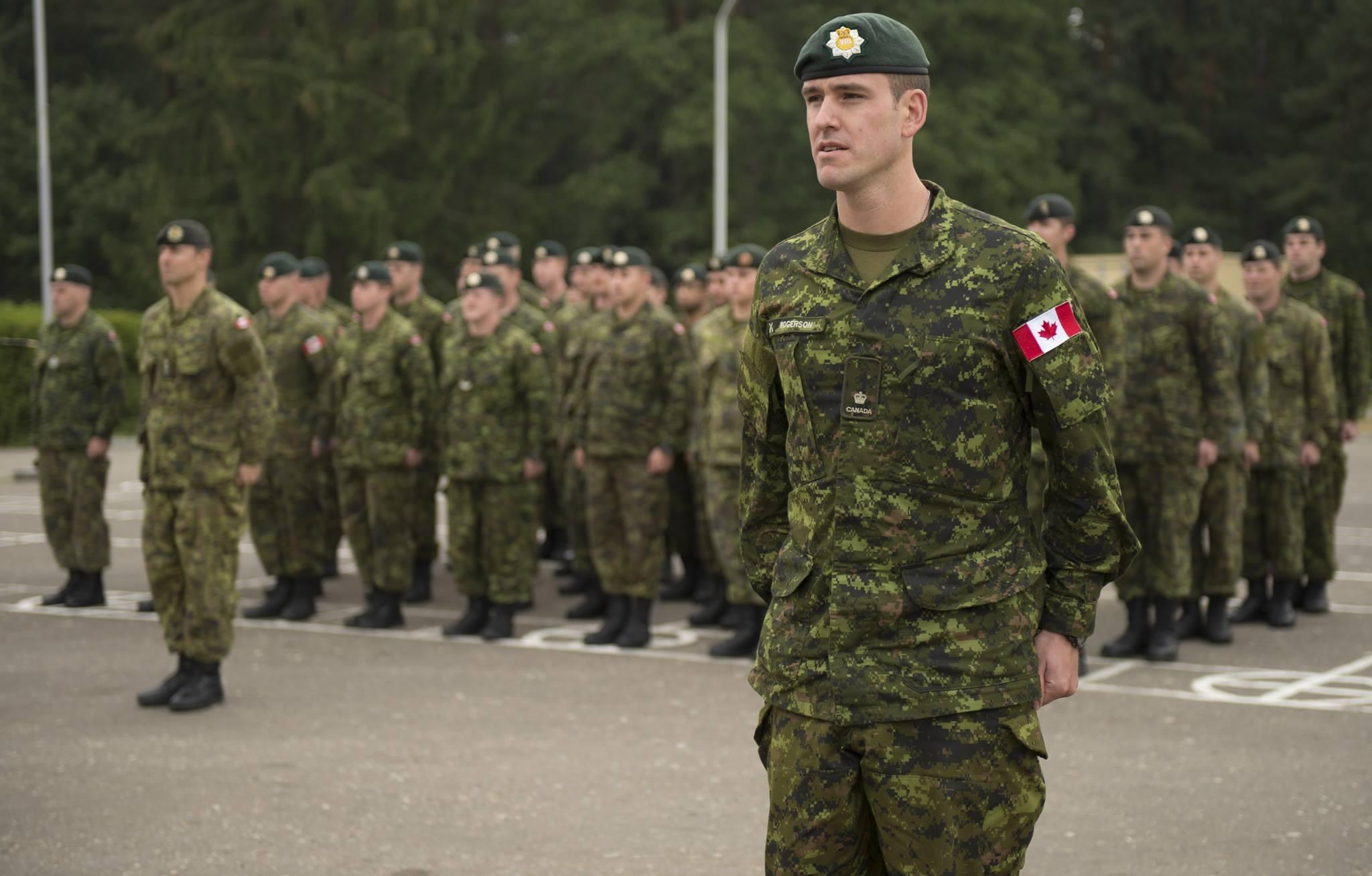 Юрій Бірюков – Канаді запропоновано окрім Яворівського полігону проводити навчання також на ще двох