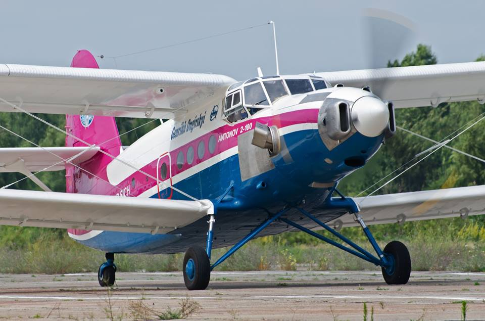 Завтра відбудеться випробувальний політ літака Ан-2-100