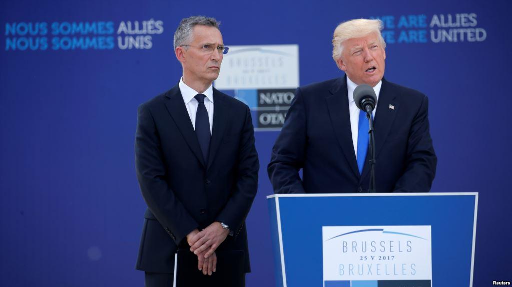 Україна має бути в НАТО, якщо спиратись на слова Трампа – експерт про візит президента до альянсу