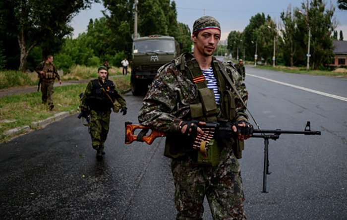 Краматорські поліцейські затримали двох бойовиків