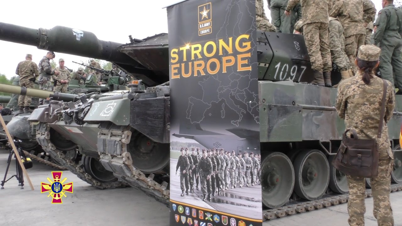 «Strong Europe Tank Challenge» – четвертий день змагань та результати змагань.