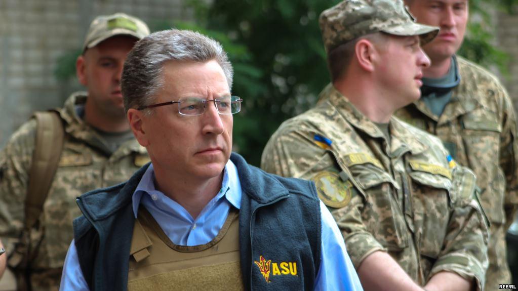 Волкер підтримує надання Україні оборонного озброєння