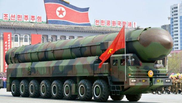 У США заговорили про ймовірність збройного конфлікту з КНДР