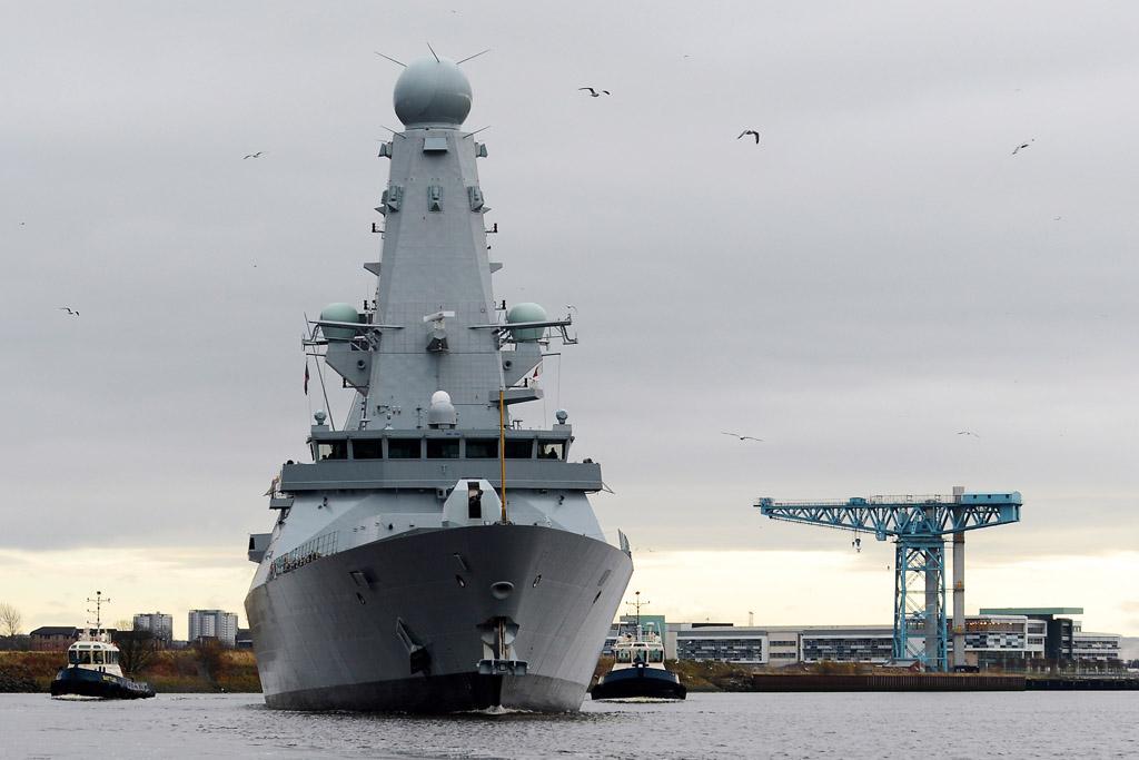 До порту Одеси з візитом в Україну прибули кораблі Постійної військово-морської групи НАТО