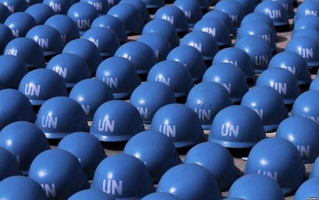 США підтримують розміщення миротворців ООН в усій зоні АТО аж до кордону з Росією