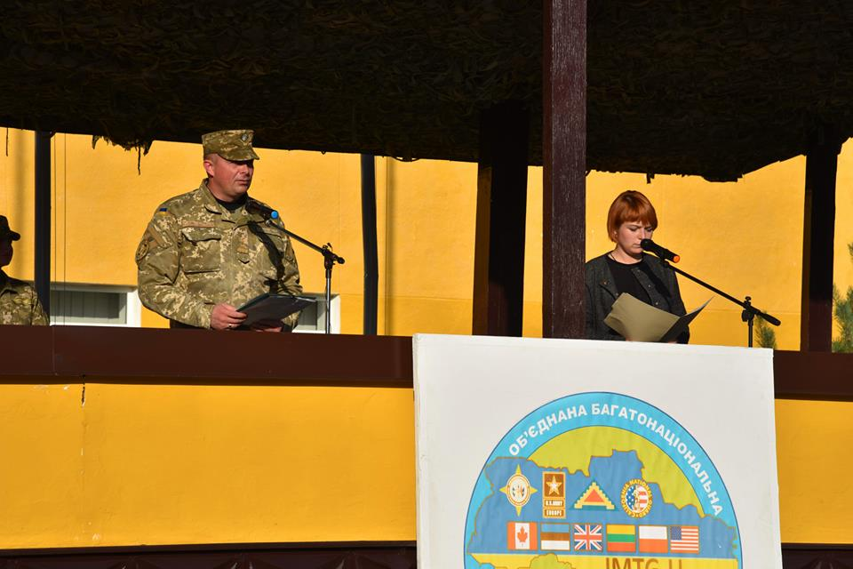 Стартував черговий цикл JMTG-U з підготовки підрозділу Збройних Сил іноземними інструкторами