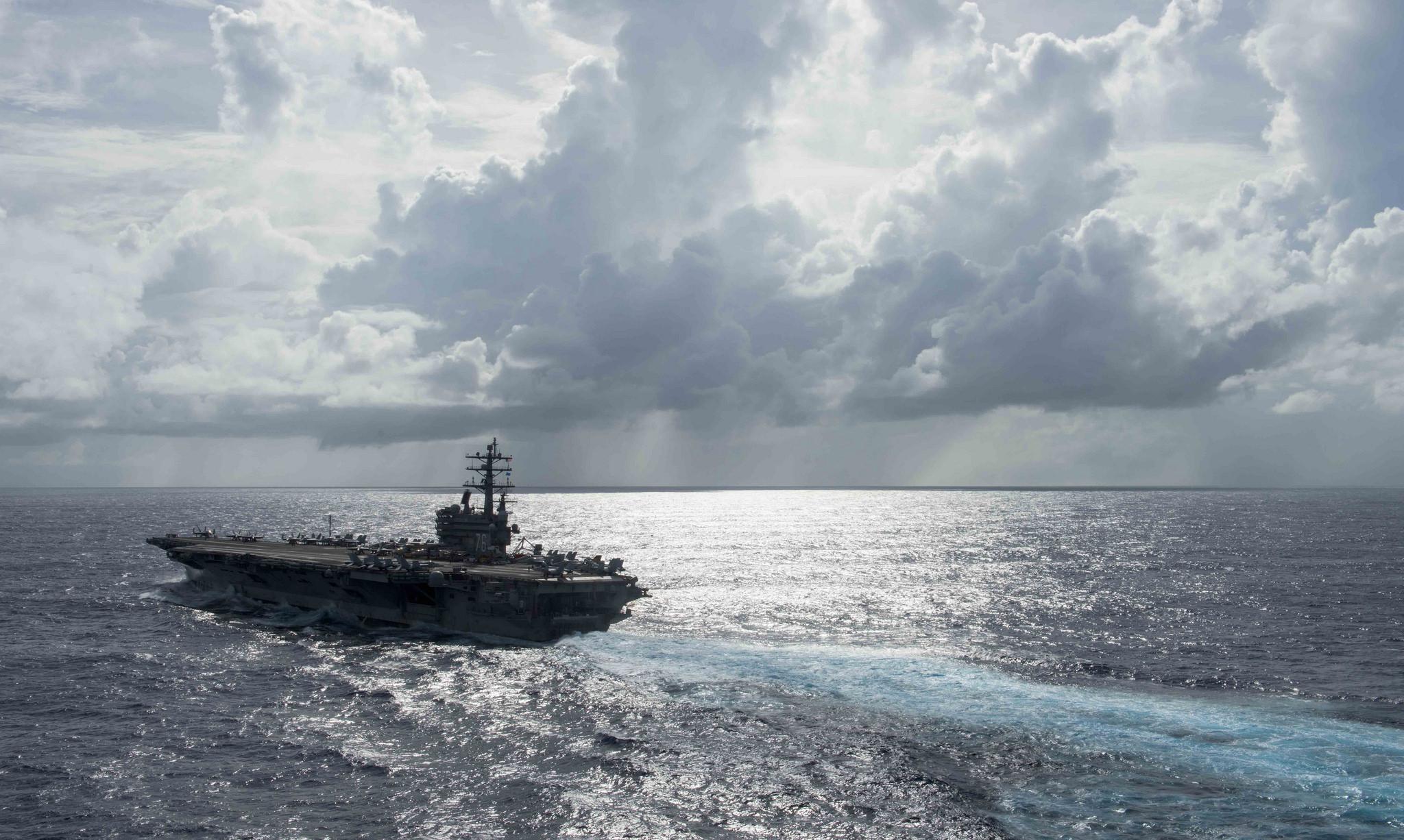США і Південна Корея почали військово-морські навчання біля берегів КНДР