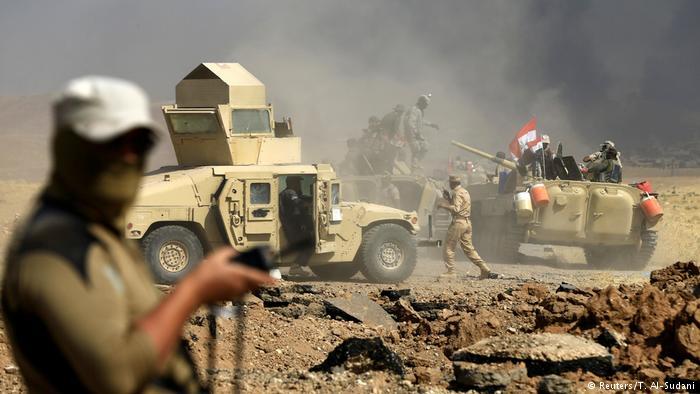 Коаліція в Іраку розпочинає наступ на останній оплот ІДІЛ в країні