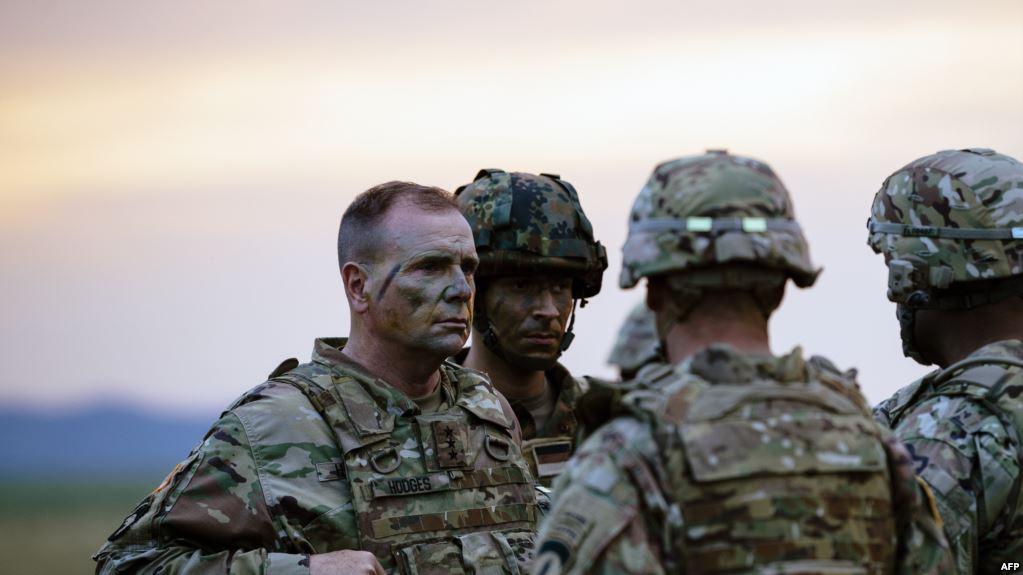 Командувач сил США в Європі: в недавніх навчаннях Росії взяли участь понад 40 тисяч військових