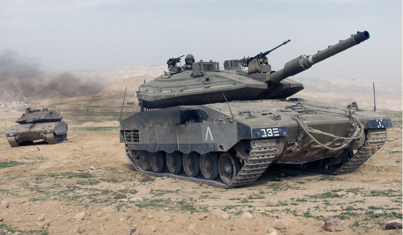 У відповідь на запуск ракети з Сектора Газа Ізраїль знищив опорний пункт ХАМАС