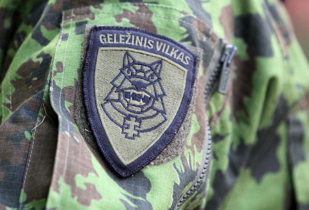 Друга група литовських інструкторів вирушила до 184 Навчального центру