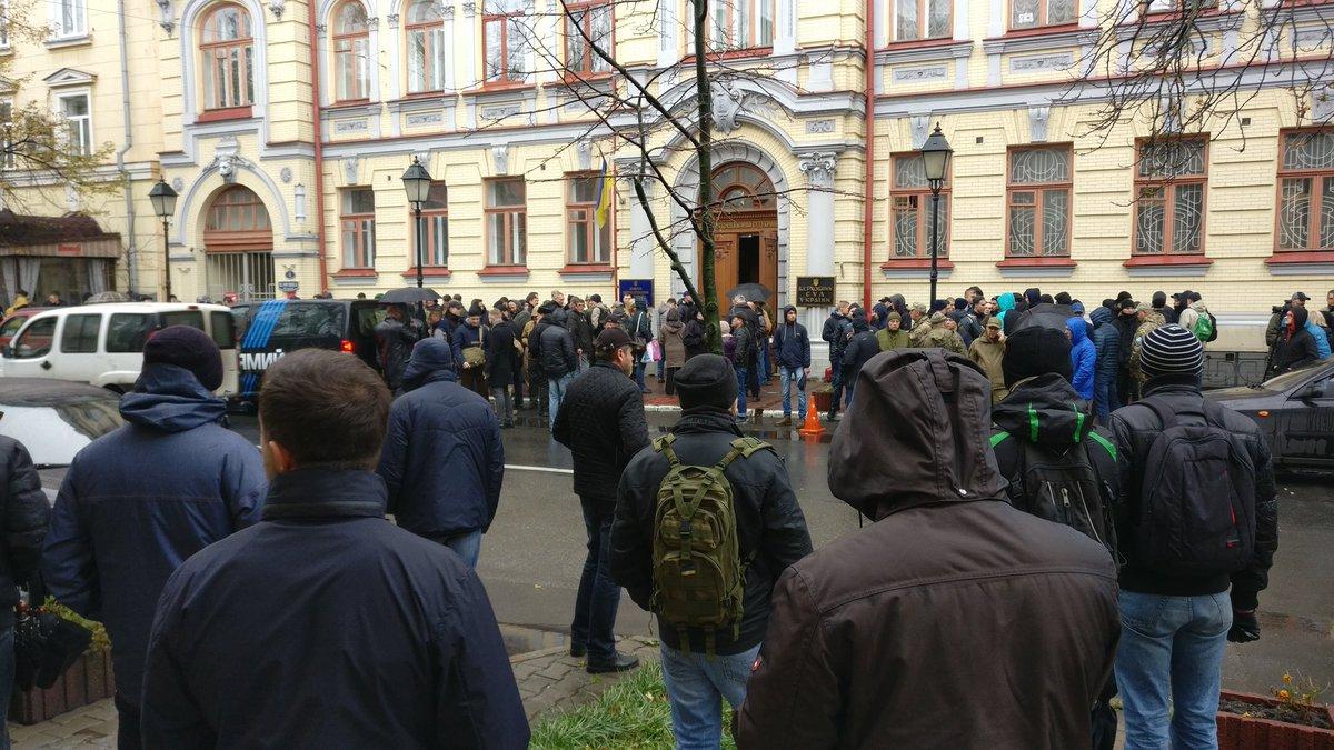 #ВСЕ_ПРАВИЛЬНО_ЗРОБИВ засідання у справі Сергія Колмогорова