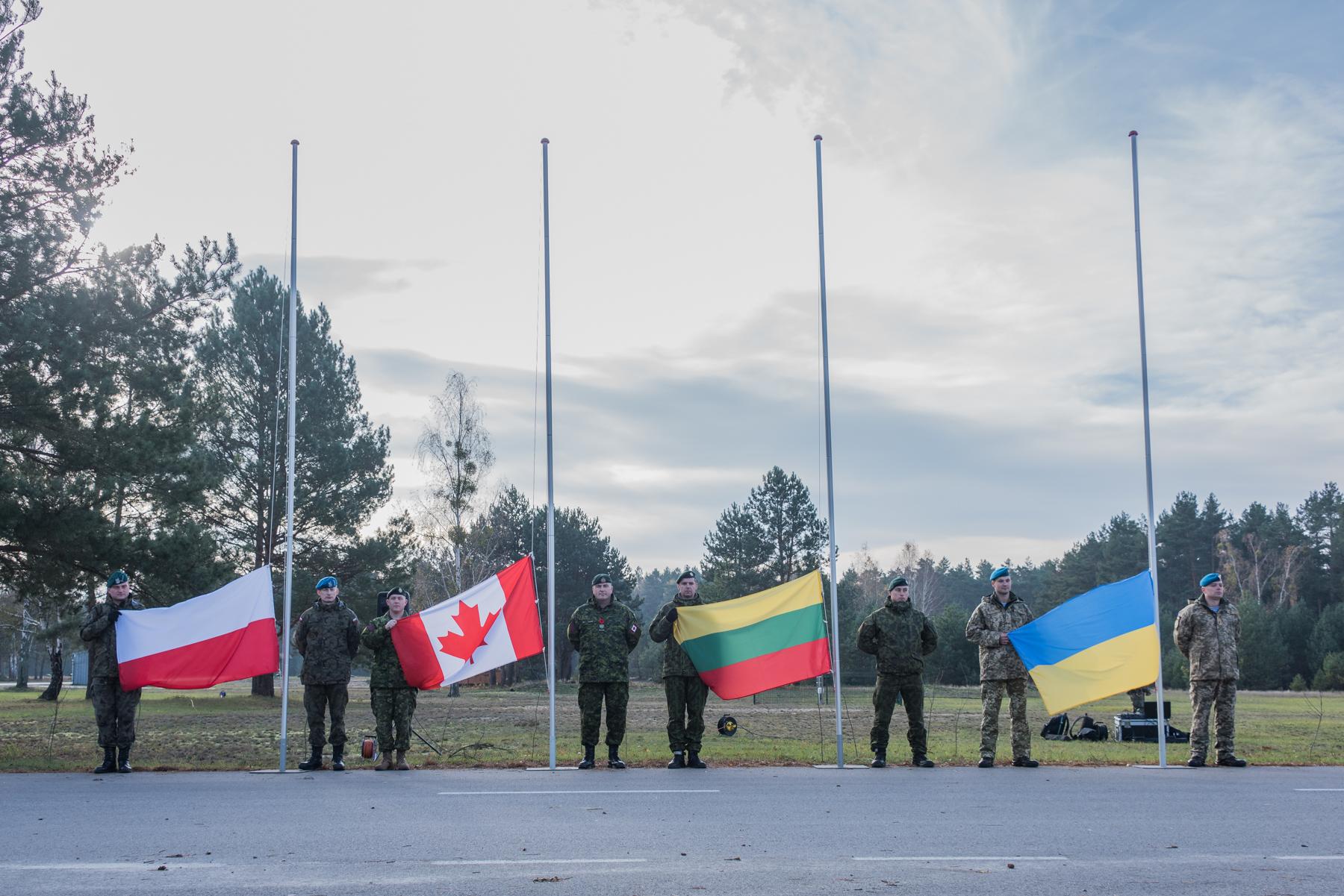 В Польщі за участі наших військових розпочались навчання «Кленова арка — 2017»