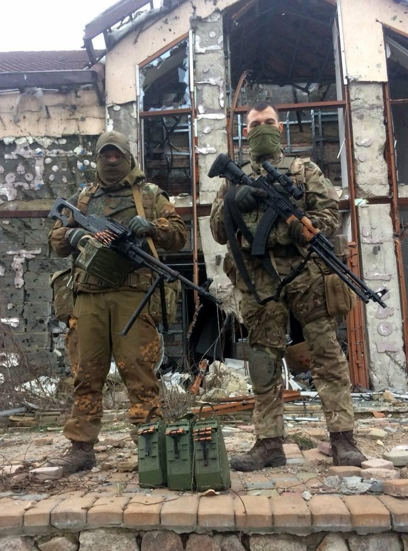 Партія м'яких коробів для 57 мотопіхотної бригади