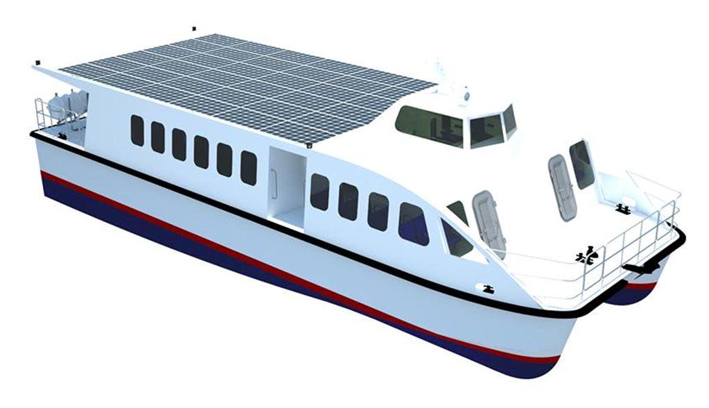 Проект річкового трамваю для приміських сполучень