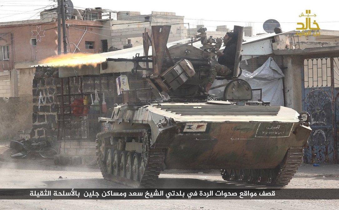 Що там у Сирії – хроніка подій за 20 квітня