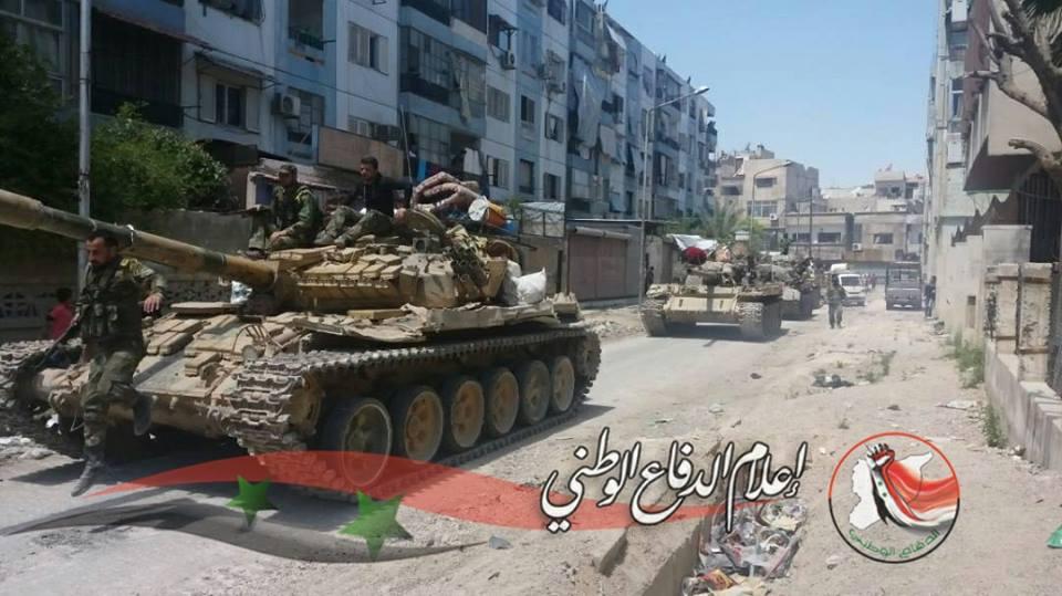 Що там у Сирії – хроніка подій за 25 квітня