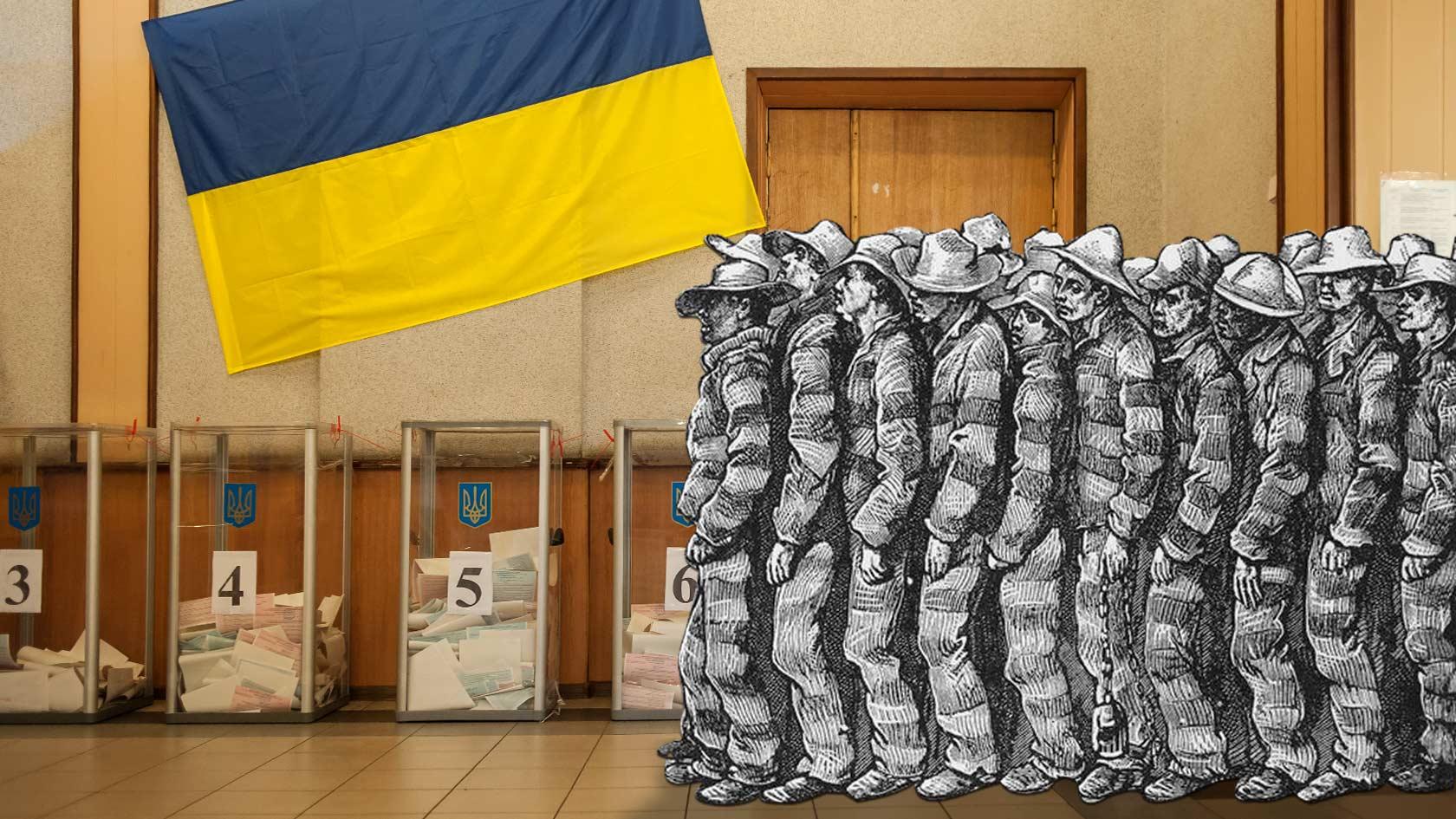Раби на вибори. Якполітикивикористовують в'язнів українських тюрем