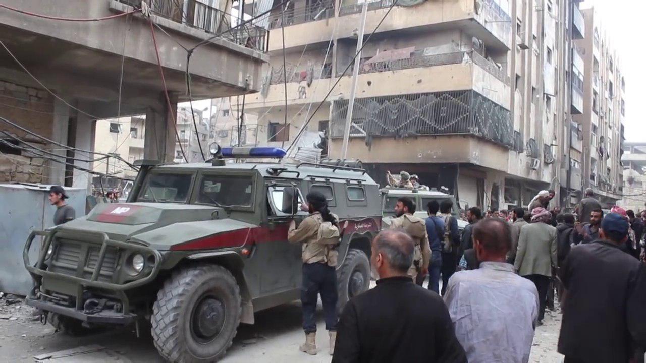 Що там у Сирії – хроніка подій за 13 квітня