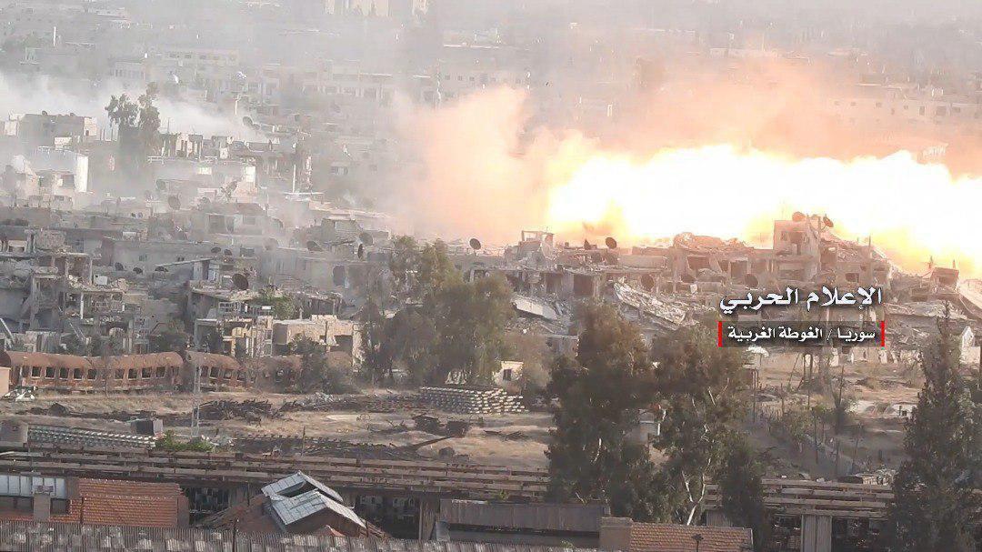 Що там у Сирії – хроніка подій за 21 квітня