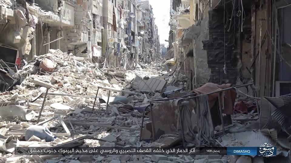 Що там у Сирії – хроніка подій за 17 травня