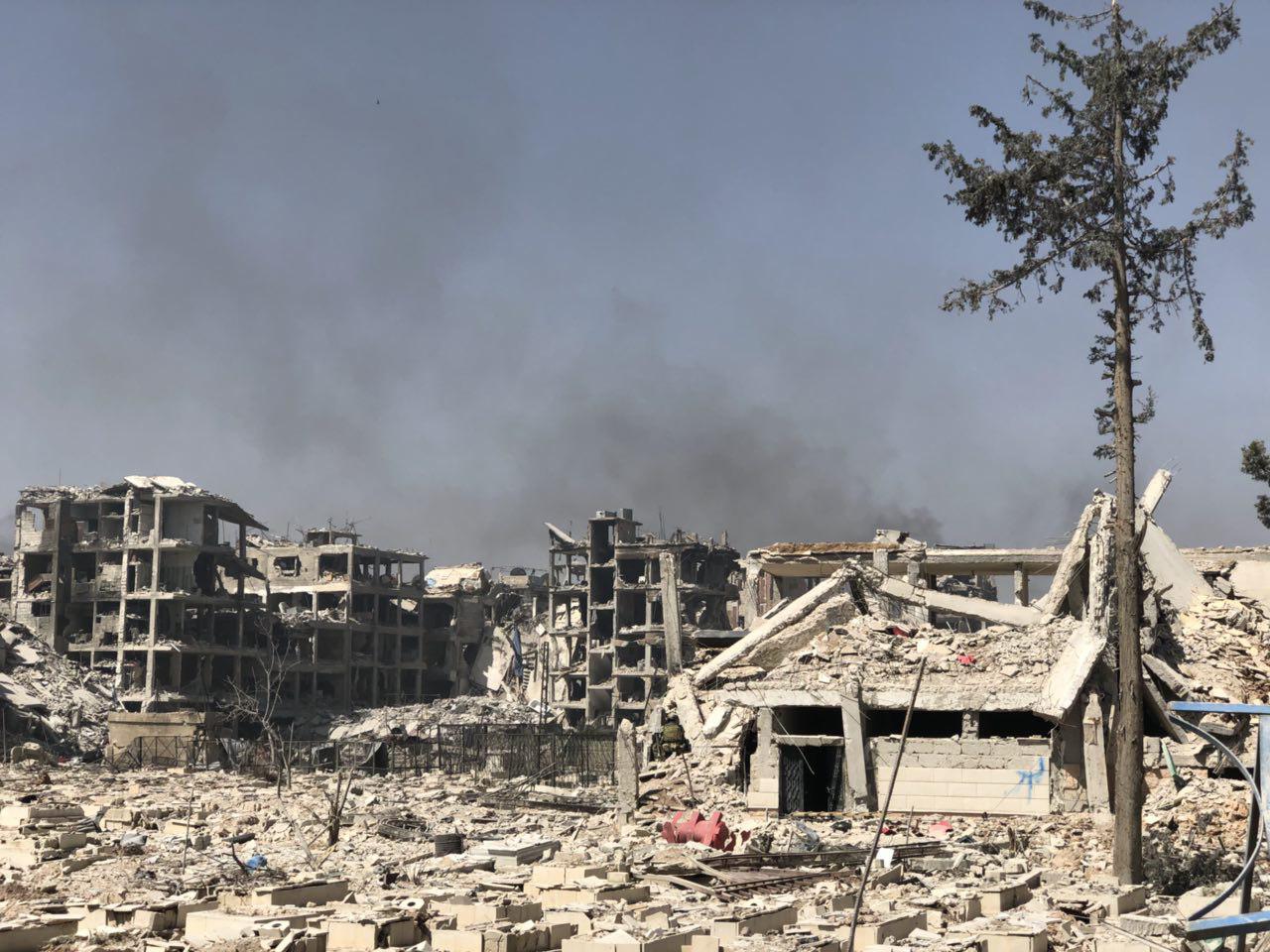 Що там у Сирії – хроніка подій за 21 травня